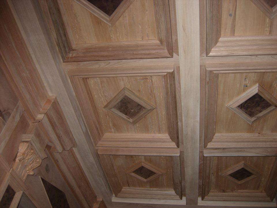 Soffitti in legnosoffitti a cassettoni su misuralegnoeoltre