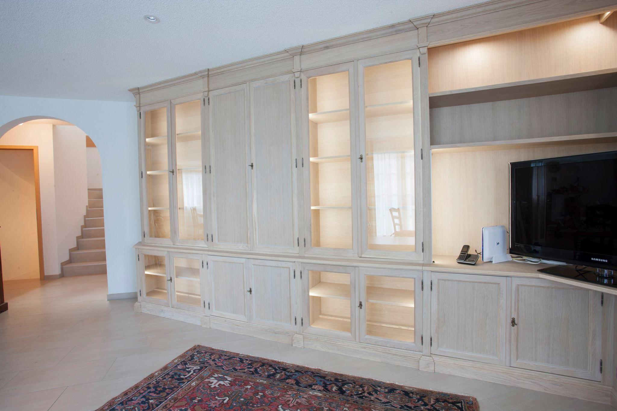Soffitti In Legno Sbiancati: Soffitto legno sbiancato canlic for ...
