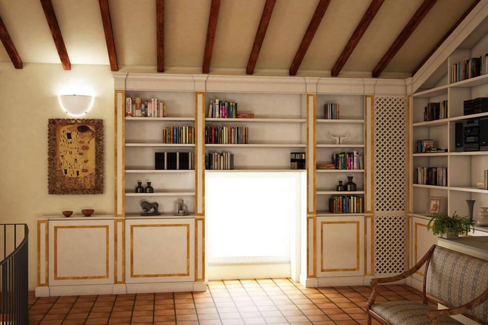 Progetti di ambienti domestici-legnoeoltre