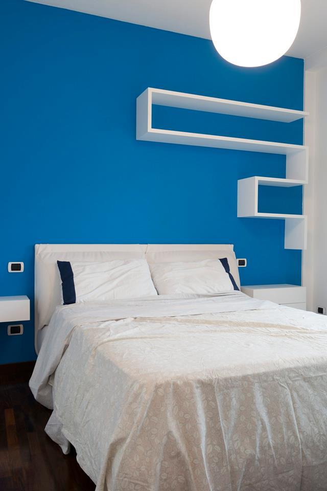 Camera da letto in toulipie