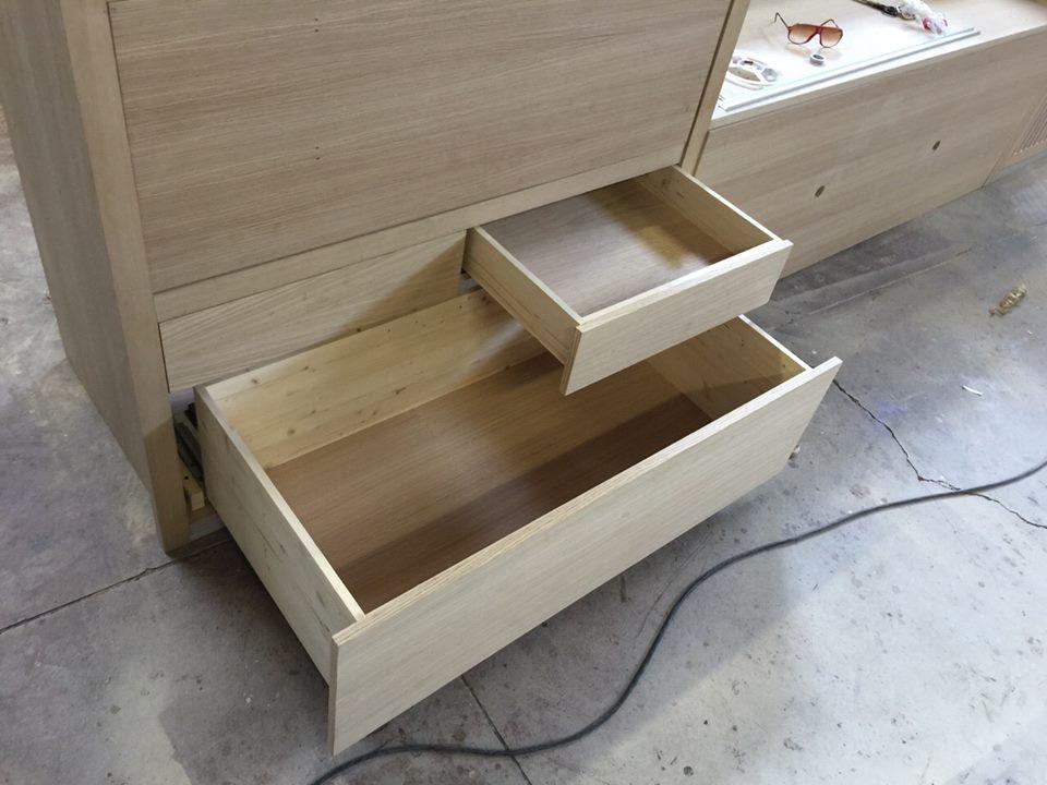 Costruzione mobili moderni per mansarda 4