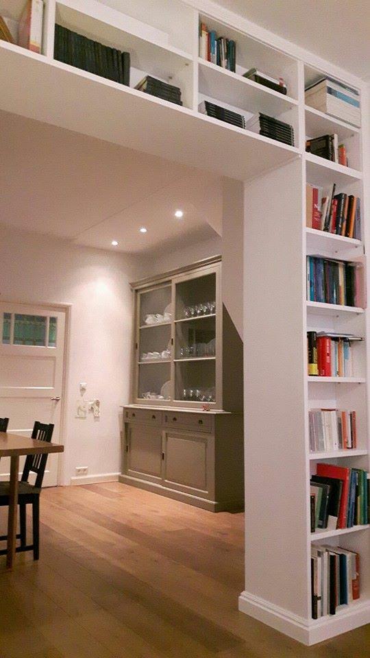 librerie laccate Roma