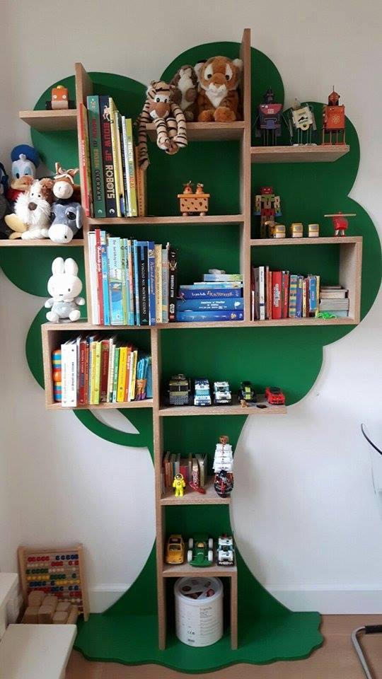 Libreria-albero Roma