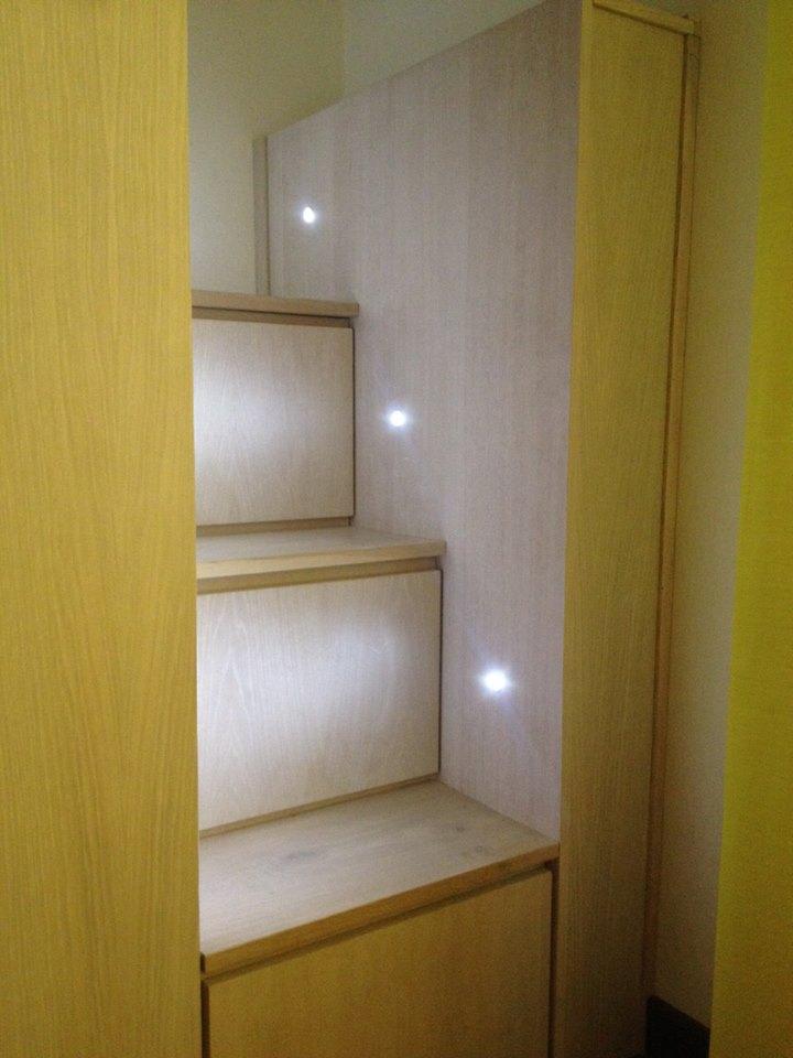 Letti a soppalco|letti su misura in legno|legnoeoltre