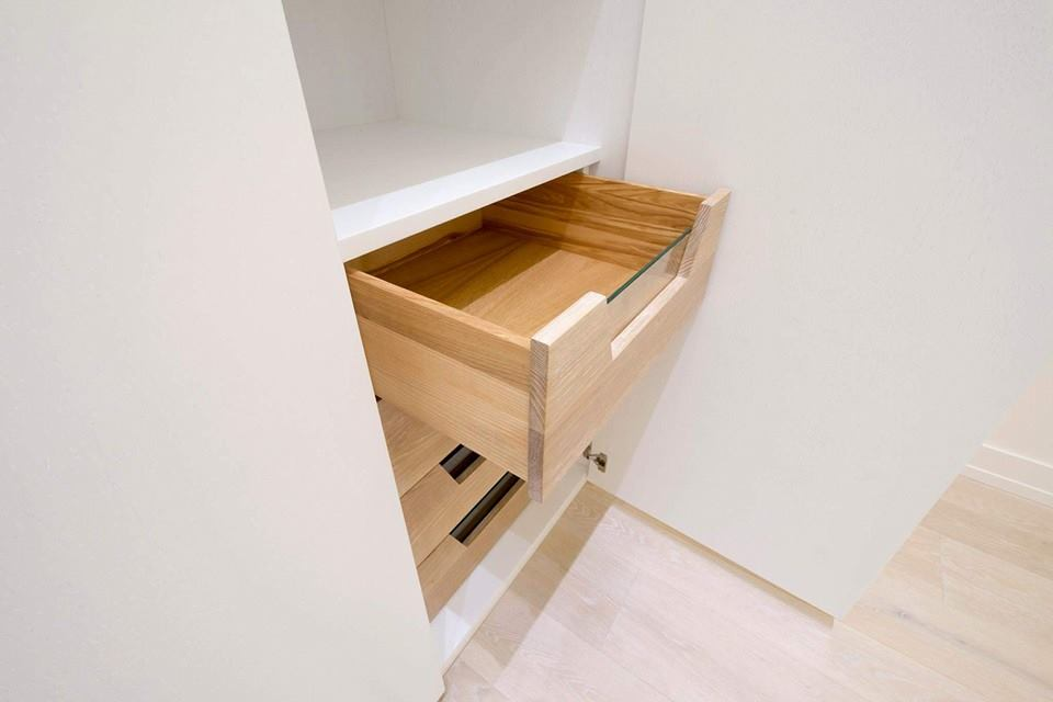cassettiera legnoeoltre
