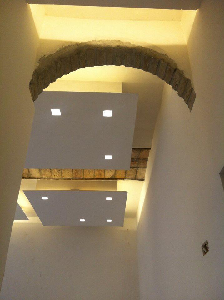 soffitto in pietra legnoeoltre