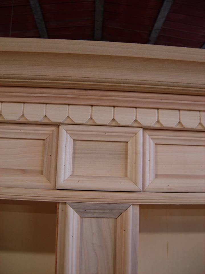 Parete angolare ingresso   legnoeoltre