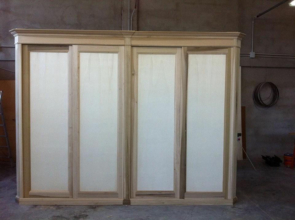 Costruire un'armadio legnoeoltre