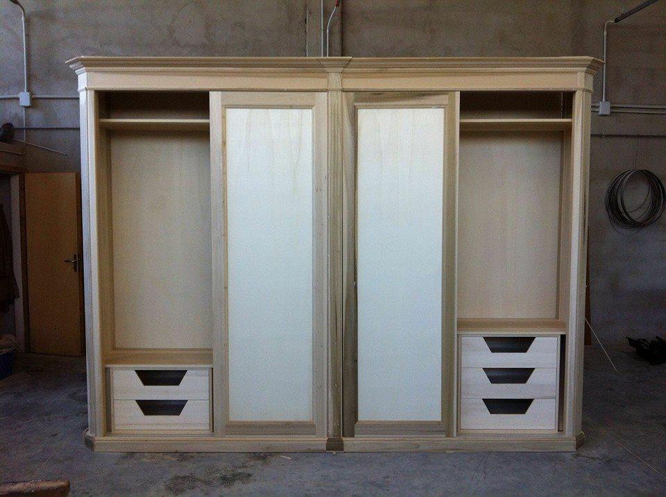 cassettiere armadio legnoeoltre