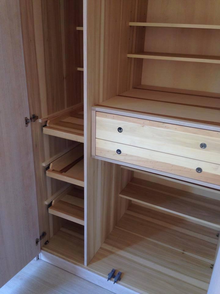 attrezzare l'armadio legnoeoltre