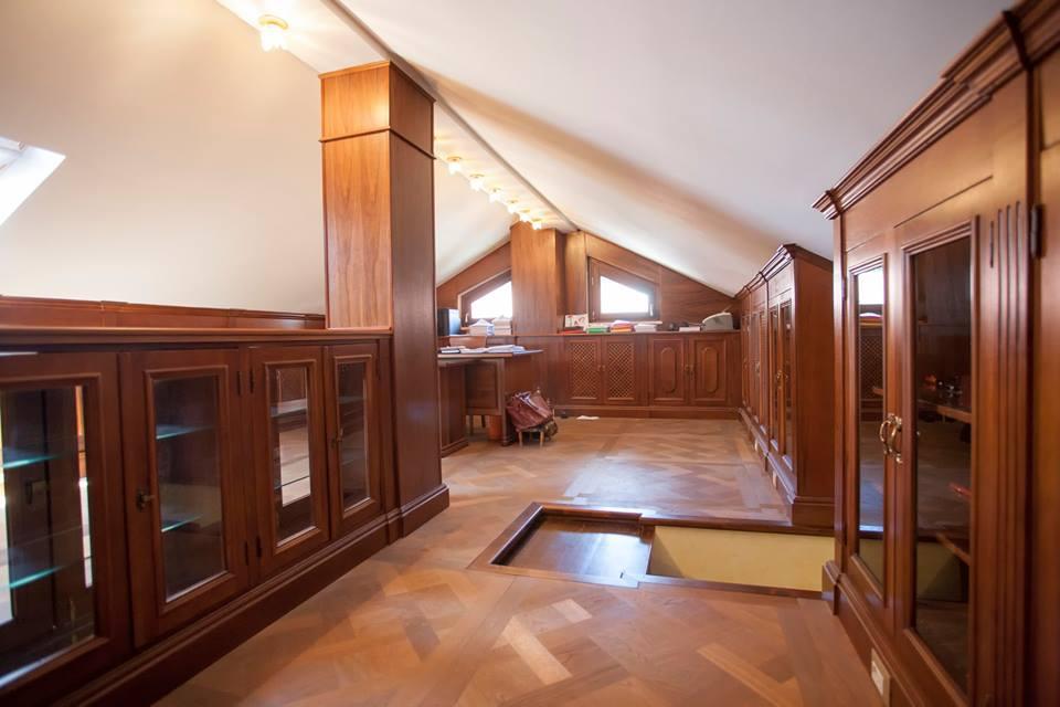boiserie-studio legnoeoltre