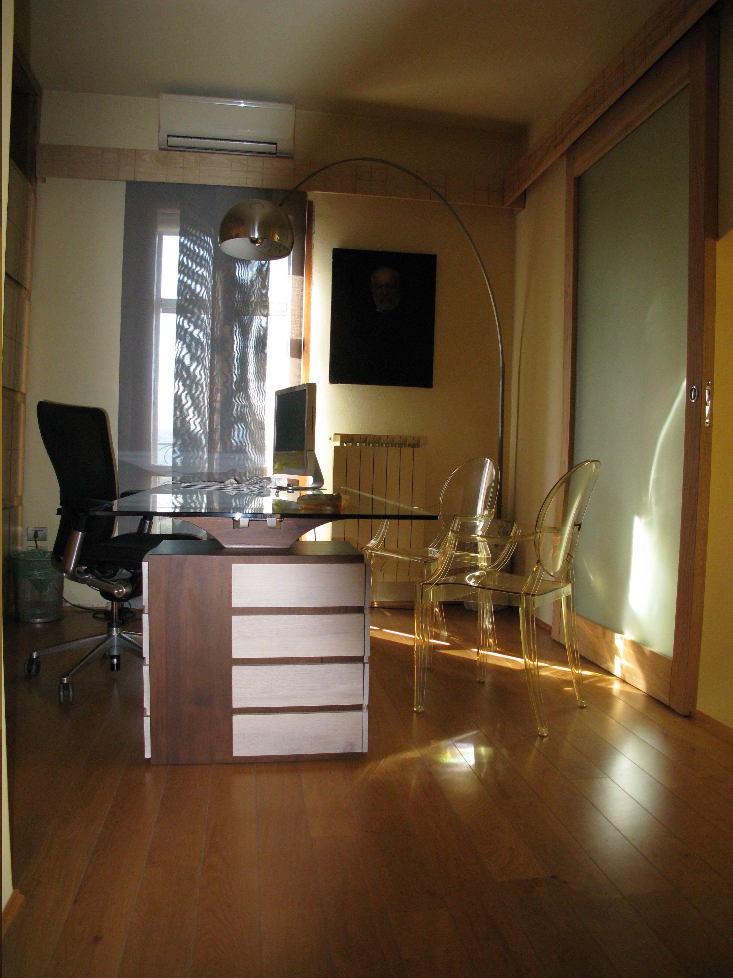 Scrivania Libreria studio (6)