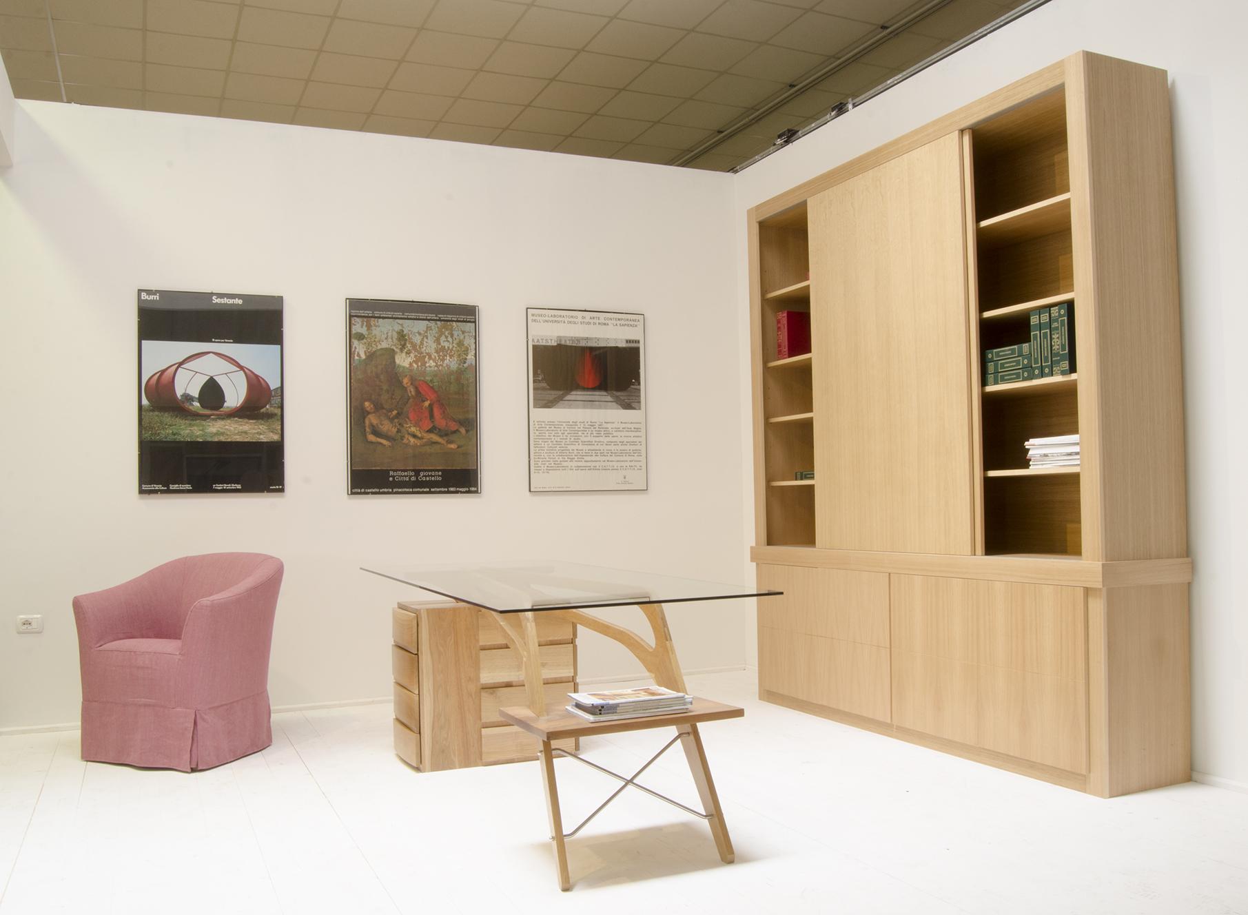 libreria con ante legnoeoltre