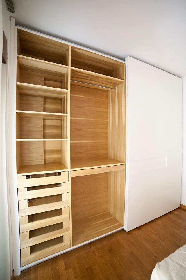 armadio su misura legnoeoltre