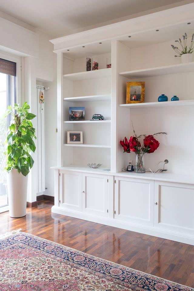 libreria bianco legnoeoltre