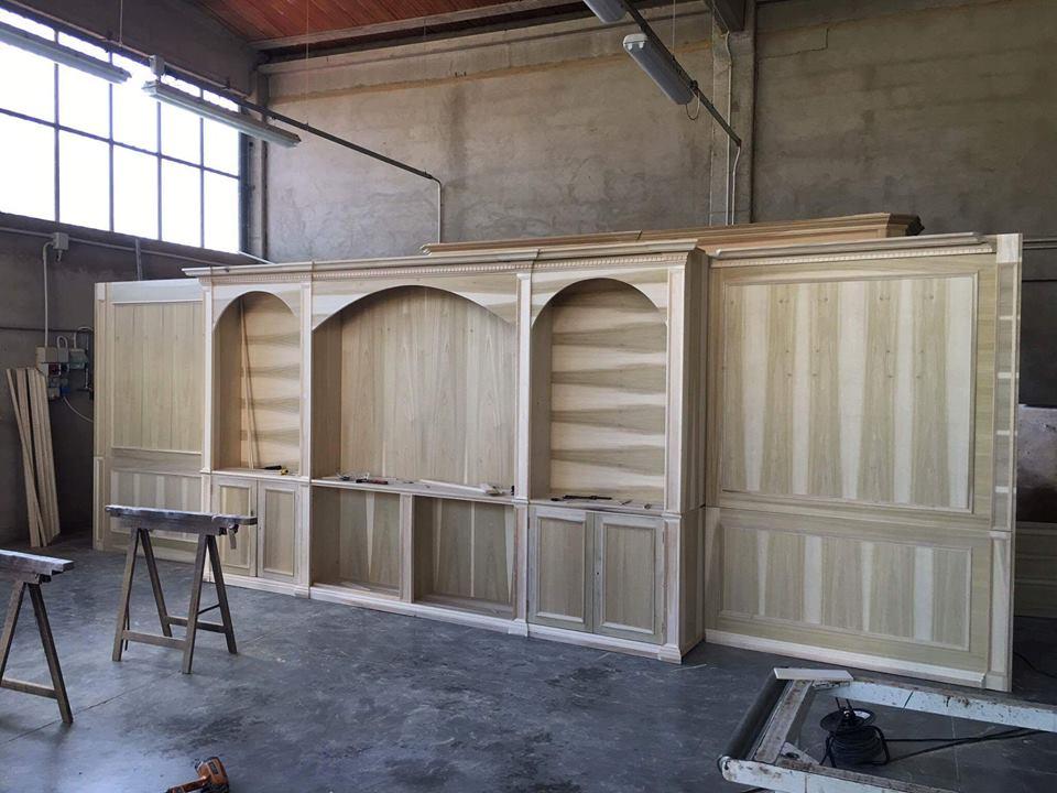 Boiserie in legno (9)