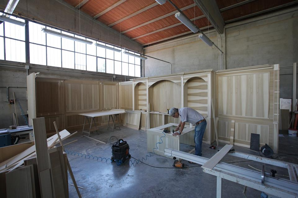 costruire boiserie legnoeoltre