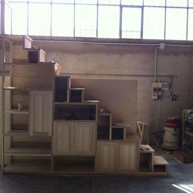 gradini per scale legnoeoltre
