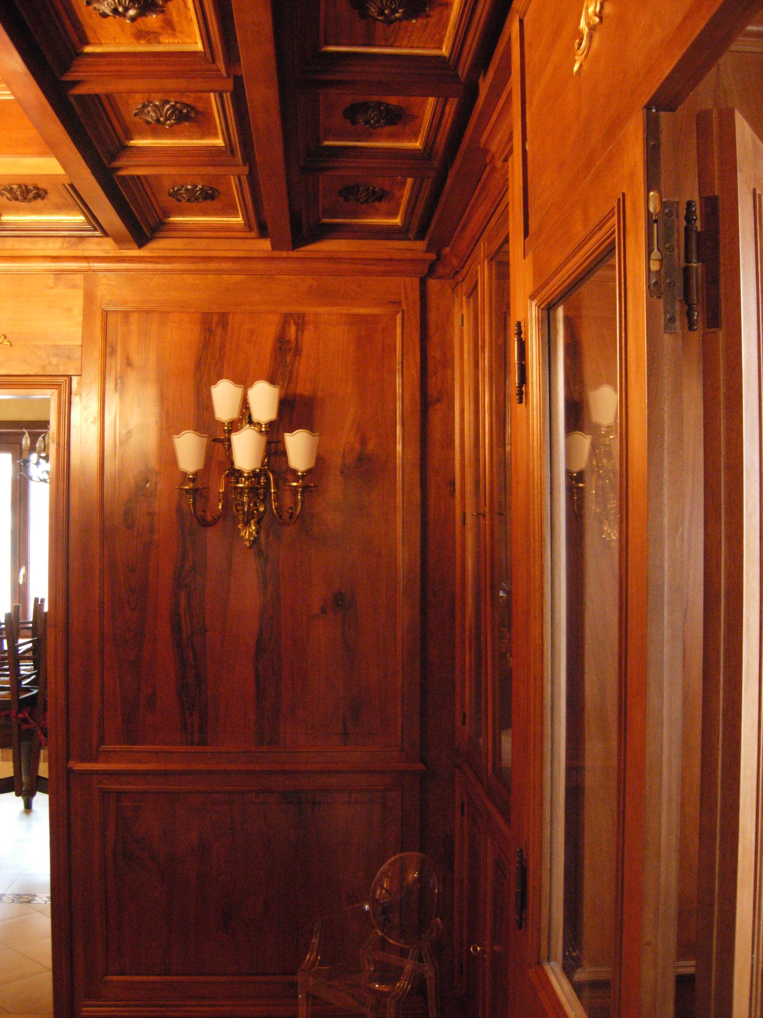 soffitto a cassettoni legnoeoltre
