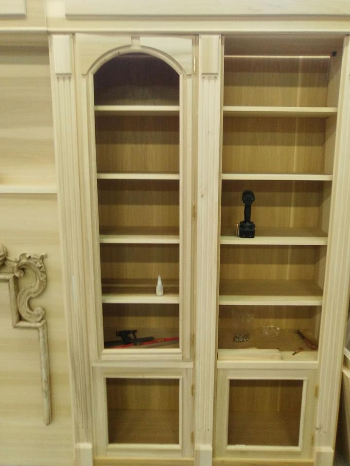 Camera da letto boiserie camera da letto su misura legnoeoltre - Camera da letto con boiserie ...