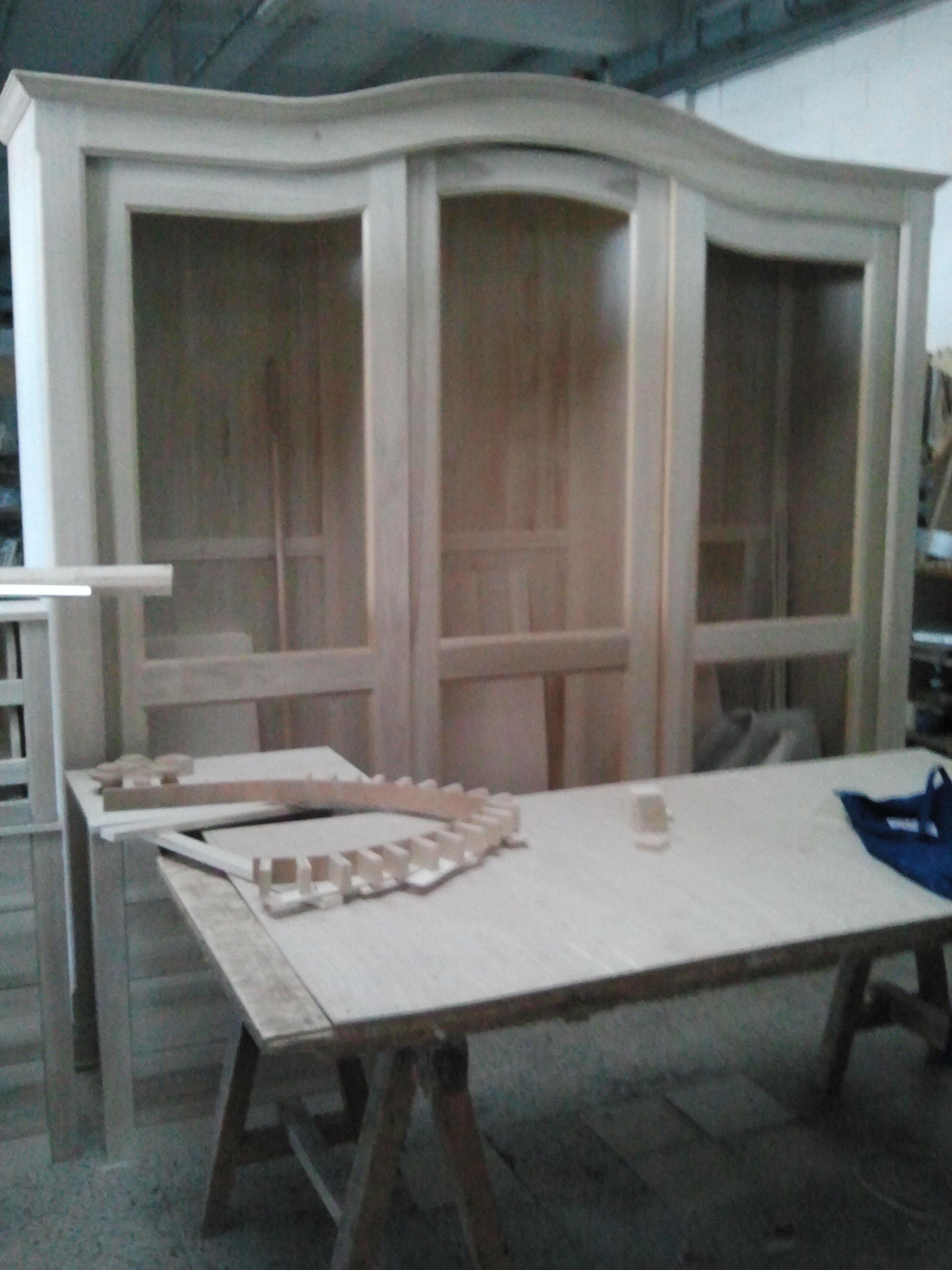 armadio artigianale legnoeoltre