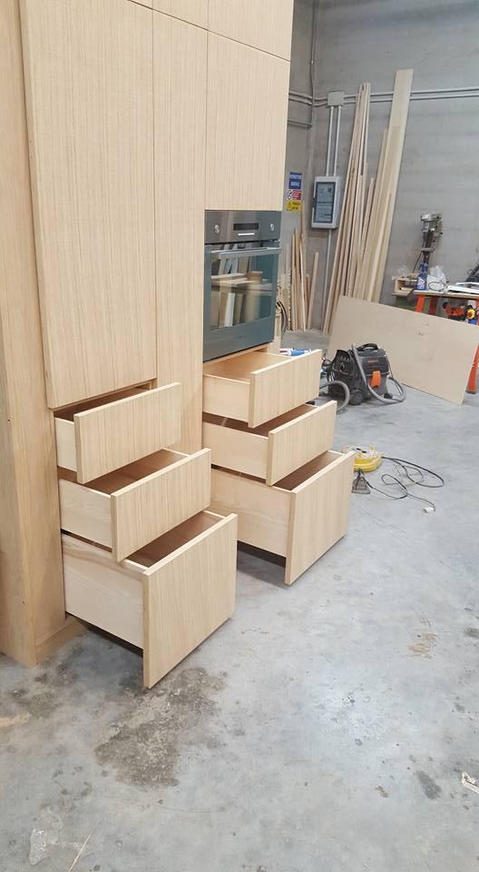 Cassetti per dispensa legnoeoltre