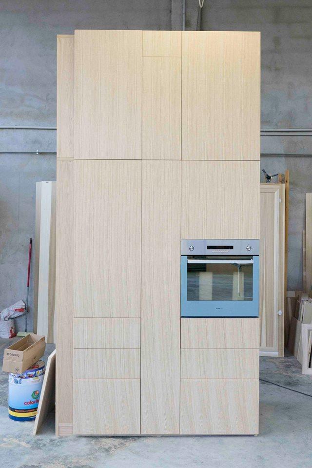 dispensa attrezzata per cucina legnoeoltre