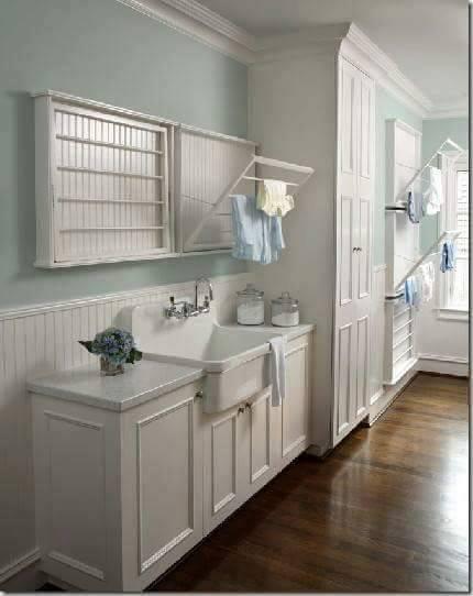 La lavanderia legnoeoltre