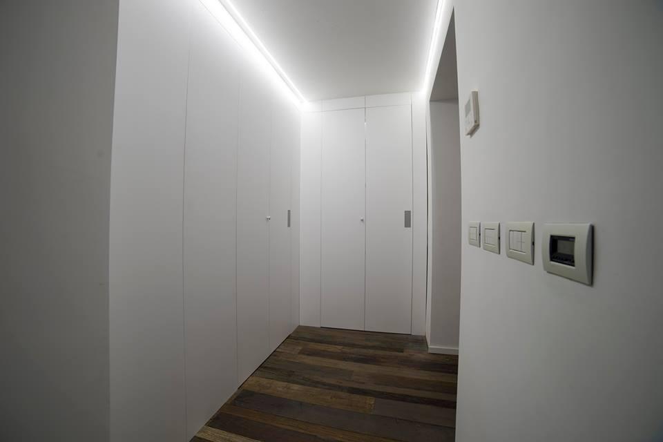pareti cabina armadio