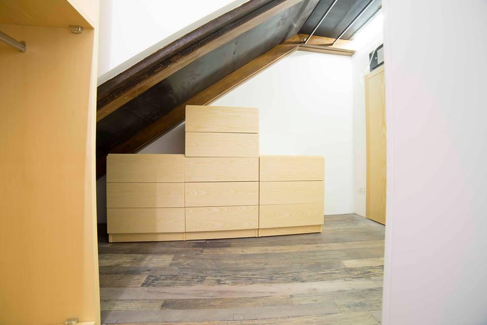 cassettiere legnoeoltre