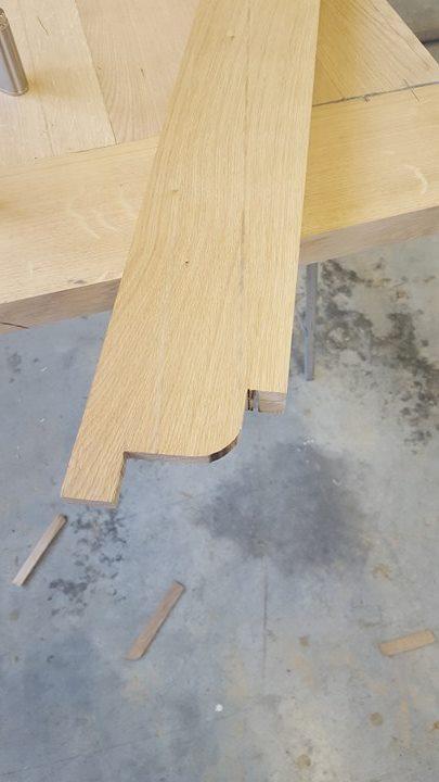 Fasce sottopiano con incastro legnoeoltre