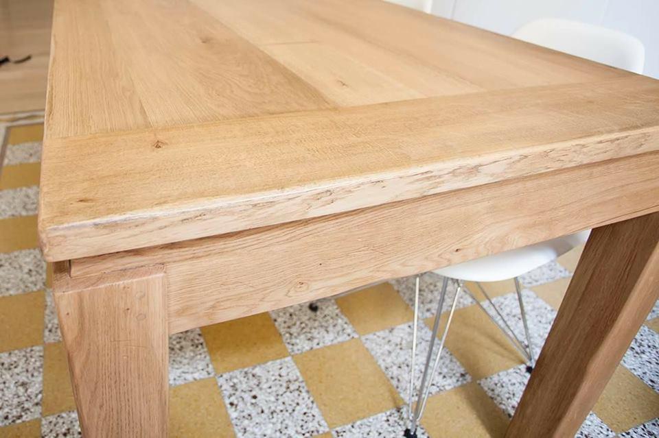 Fasce traverse piano tavolo