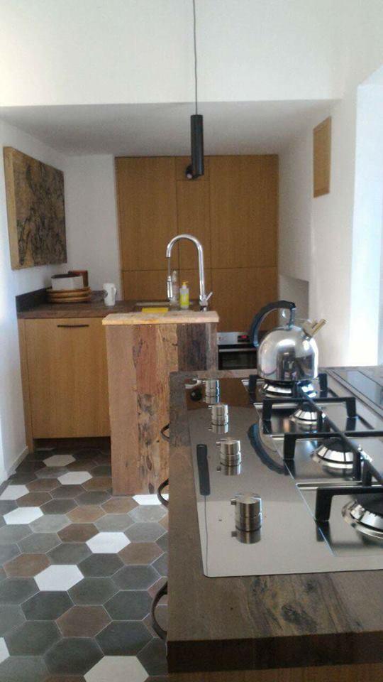 Cucina rovere moderna
