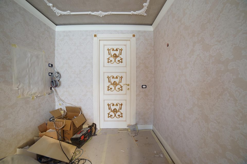 Costruzione e montaggio porte classiche legnoeoltre