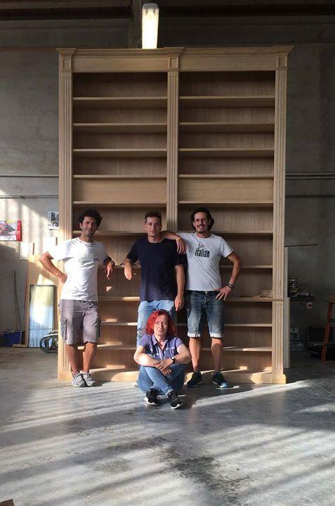 Falegnameria lavorando-legnoeoltre