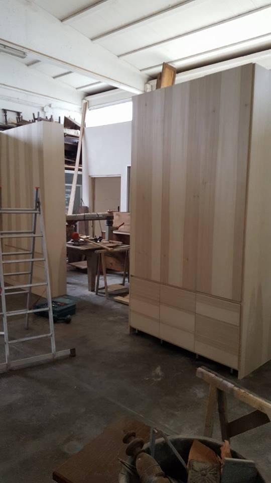 Attrezzare casa con gli armadi armadi legno legnoeoltre - Agevolazioni costruzione prima casa 2017 ...