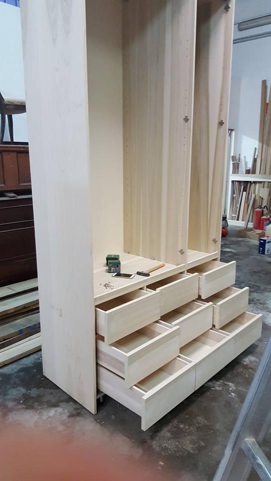 guide cassetti legnoeoltre
