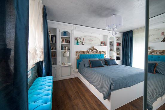 Camera da letto legnoeoltre