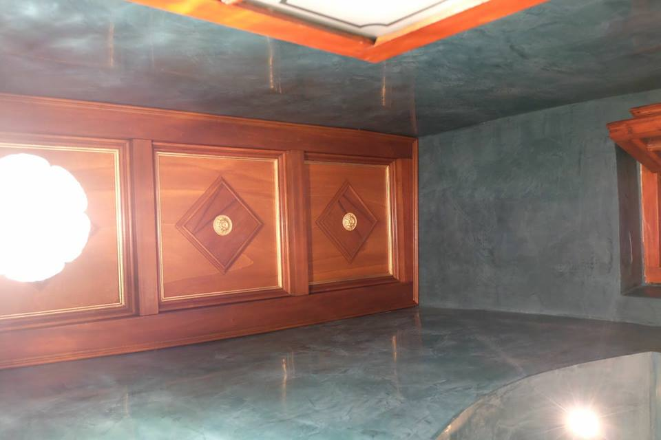 soffitto in legno legnoeoltre