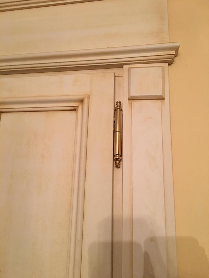 Grande porta a libro 2 ante porta 4 pannelli legnoeoltre - Montaggio porta a libro ...