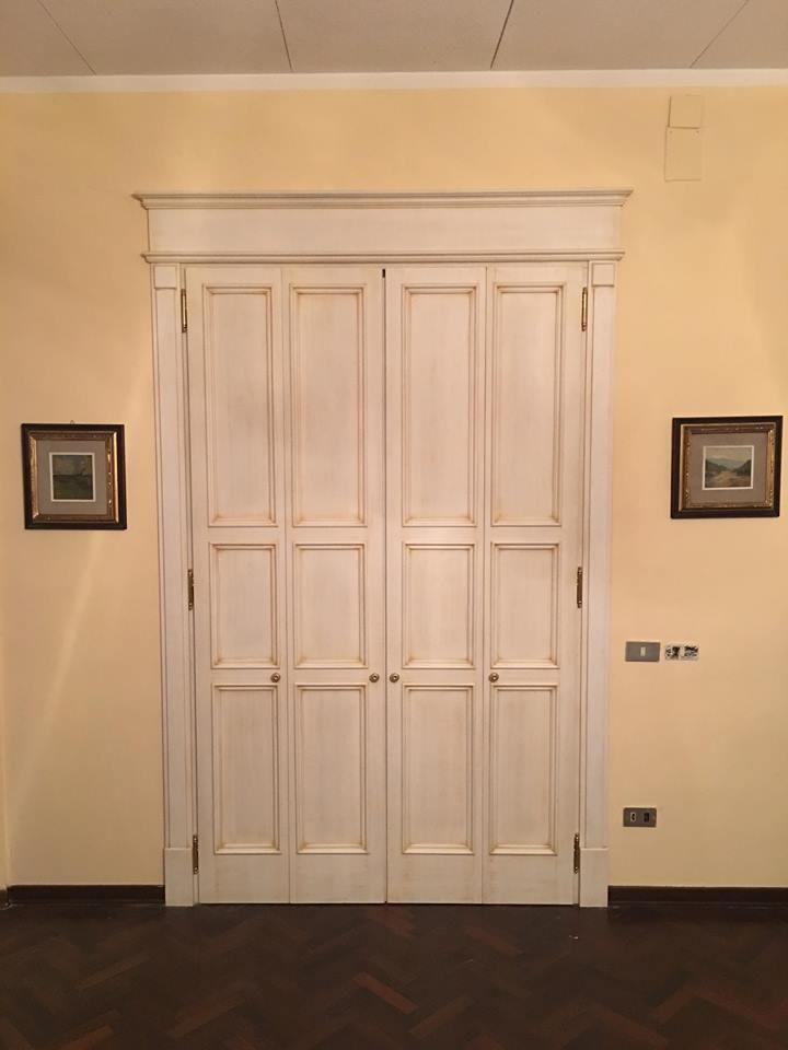 grande porta a libro 2 ante porta 4 pannelli legnoeoltre
