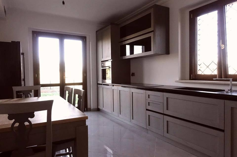 Cucina su misura artigianale in legno|Cucina|legnoeoltre